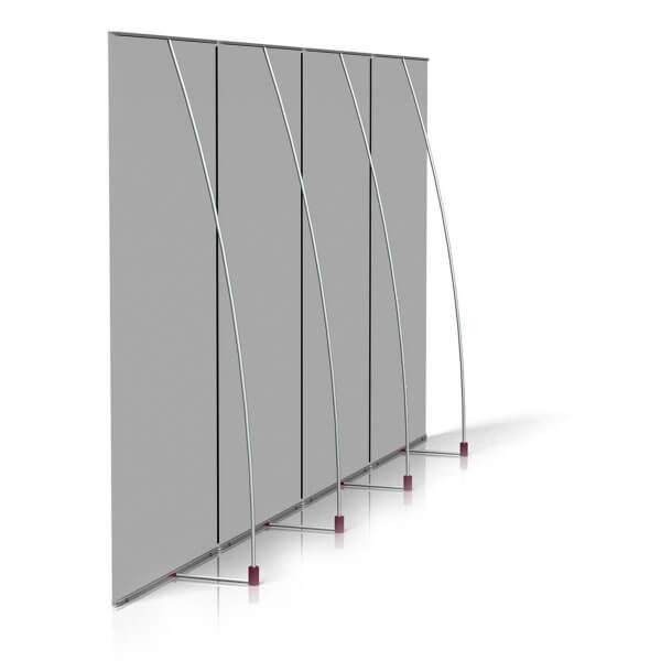 Výstavní stěna light 4 x 100