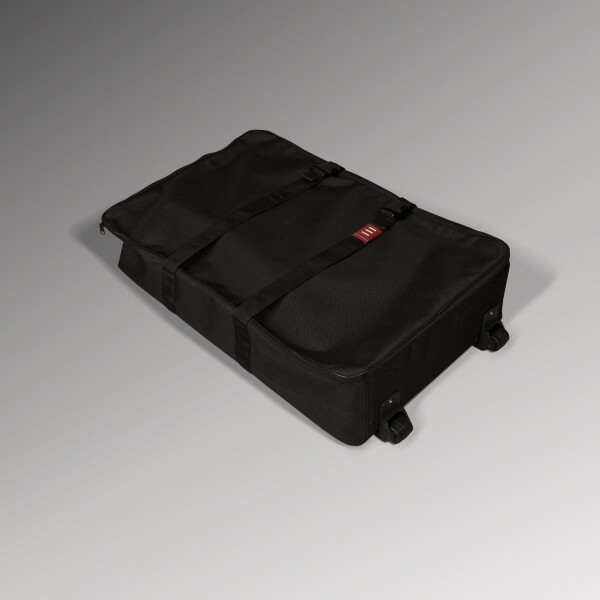 Odolná prepravná taška s kolieskami