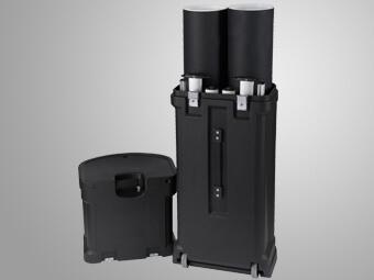 Flexi stěna transportní kufr